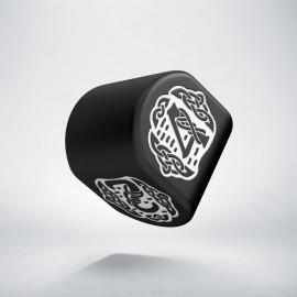 D4 Celtic 3D Revised Modern Black & White
