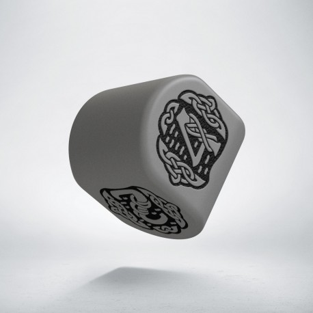 K4 Celtycka 3D Modern Szaro-czarna