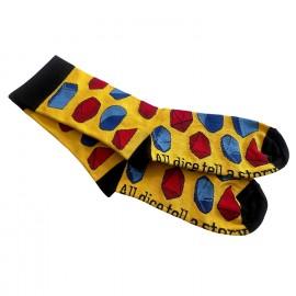The Rolling Socks - Candies - size 42-46 EU (9-12 US)