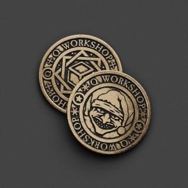Moneta świąteczna 2021