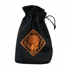 The Witcher Dice Pouch. Triss - Sorceress of the Lodge