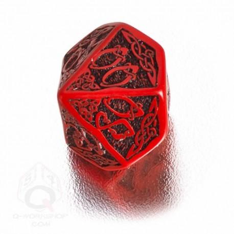 K100 Celtycka 3D Czerwono-czarna (1)