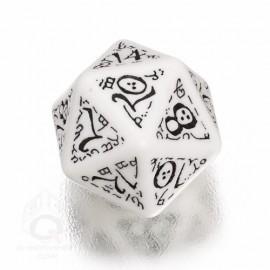 K20 Elficka Biało-czarna (1)