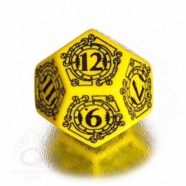 K12 Steampunk Żółto-czarna (1)