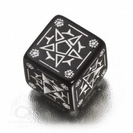 K6 Pentagram Czarno-biała (1)