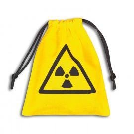 Nuke Yellow & black Dice Bag