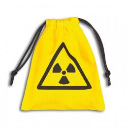 Sakiewka Nuklearna Żółto-czarna