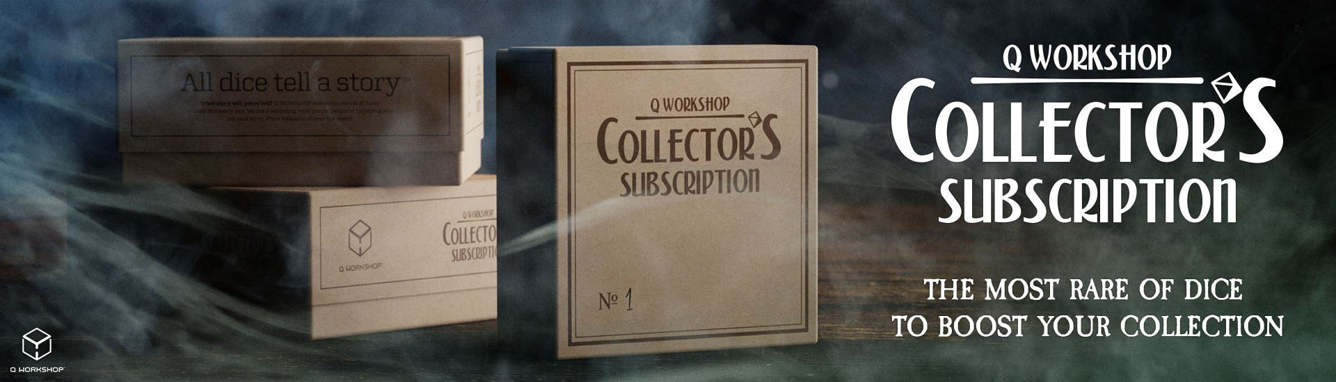Collector's Subscription