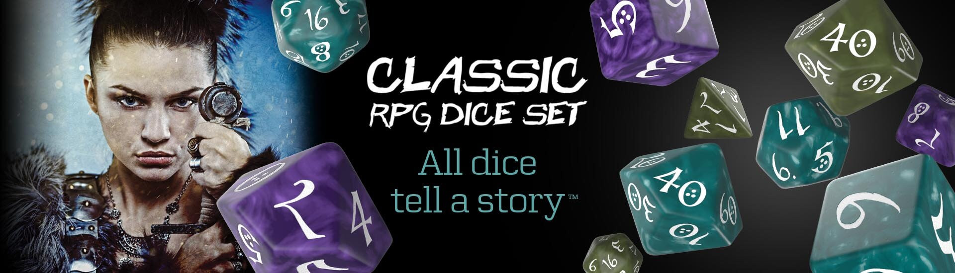 New Classic Dice Sets