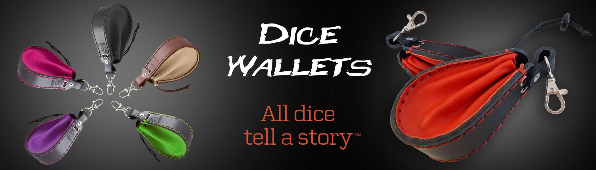 Dice Wallets