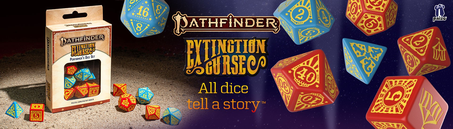 Pathfinder Extintion Curse